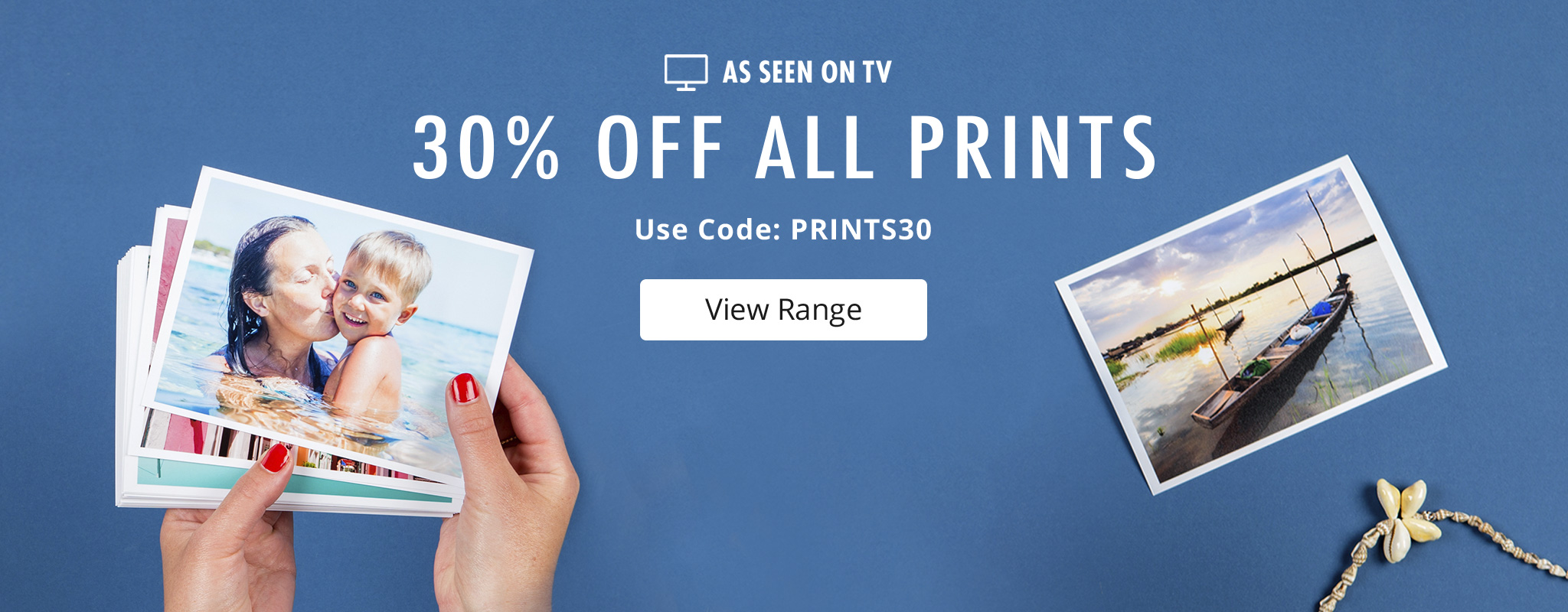 30% off All Prints