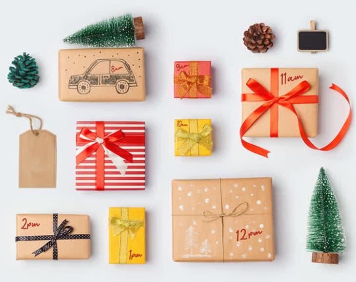 Cadeaux de Noël pour votre chéri - Un cadeau toutes les heures