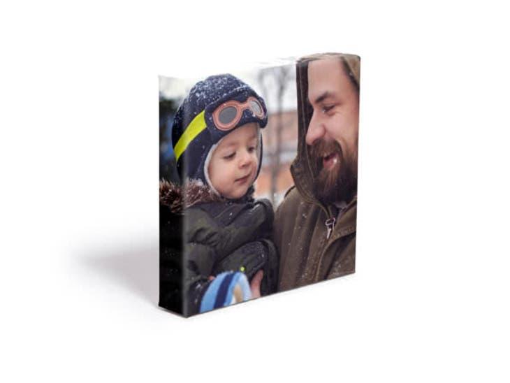Cadeaux de Noël pour votre Chérie - Toile à Poser - Portraits de profil