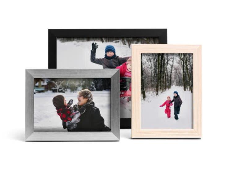 Cadeaux de Noël pour votre Chérie - Photos Encadrées - Change de tête