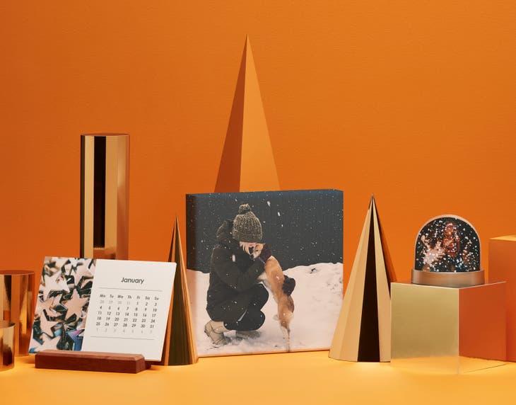 Foto-Weihnachtsgeschenke