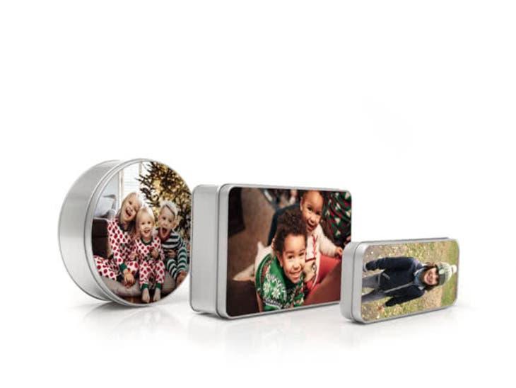 Cadeau de Noël pour votre Maman - Boîtes Personnalisées - Change de tête