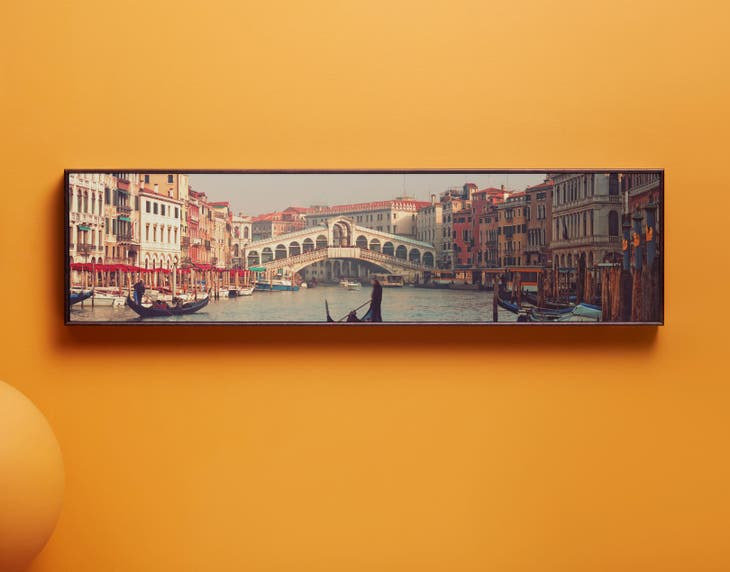 Panoramic Box Framed Prints