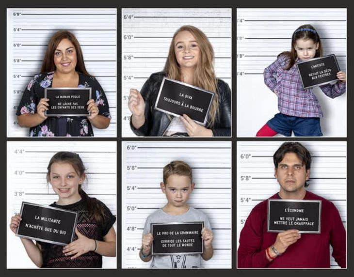 Cadeau de Noël pour votre Maman - Les suspects habituels