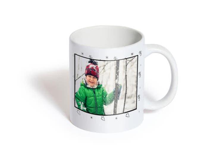 Christmas gift ideas for friends - mugs  - head swap