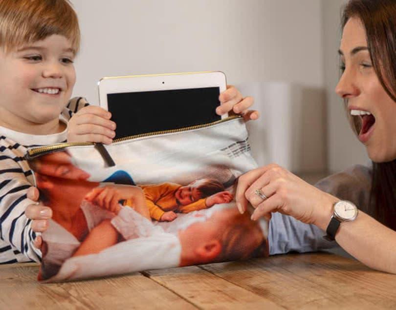 iPad-tasje