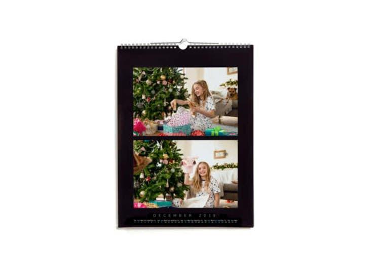 Cadeaux de Noël pour votre chéri - Calendrier Photo Luxe  - Change de tête