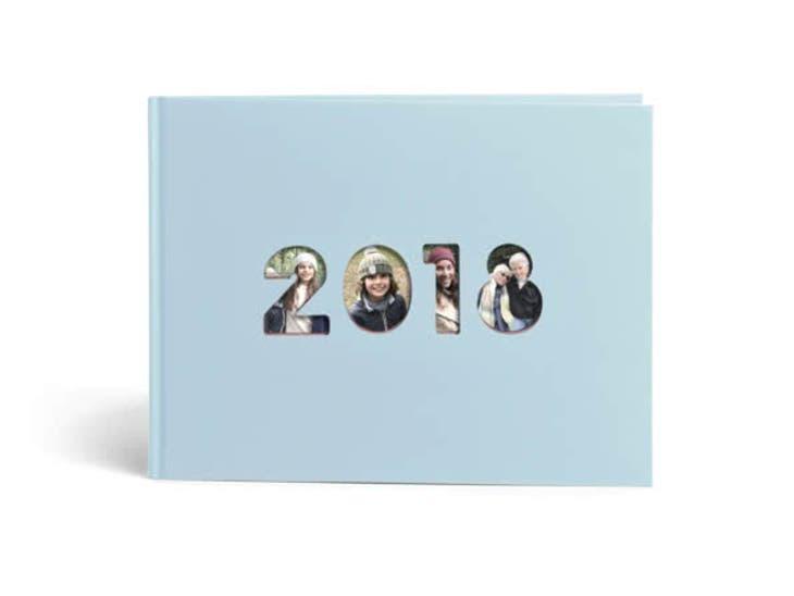 Cadeaux de Noël pour votre chéri - Livres Photo de Votre Année - À la lettre