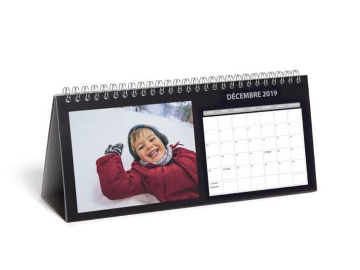 Cadeaux de Noël pour votre chéri - Calendrier de Bureau - Ce que j'aime chez toi