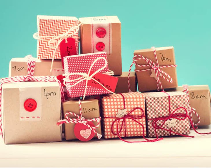 Cadeaux de Noël pour Mamie - Un cadeau toutes les heures