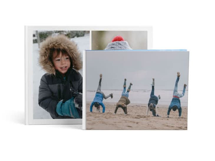 Cadeau de Noël pour votre Maman - Livres Photo A4 & A3  - Change de tête
