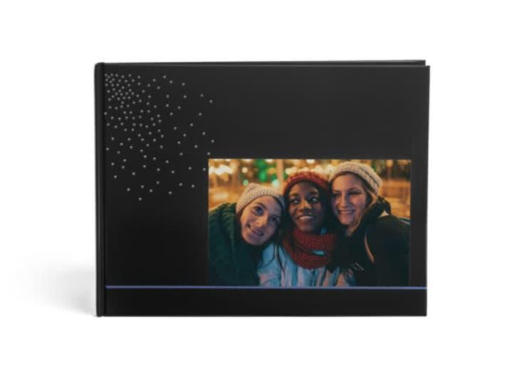 Cadeaux de Noël pour votre Chérie - Livre Cristal Swarovski - Le cœur sur les souliers