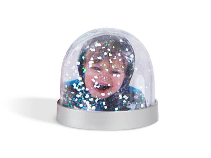 Cadeau de Noël pour votre Maman - Boule à Neige - Portraits de profil