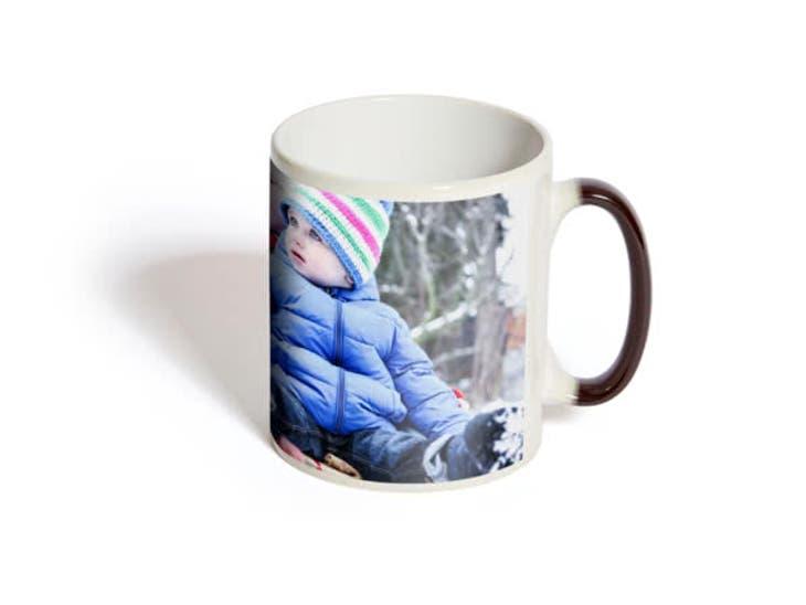 Cadeaux de Noël pour votre chéri - Mug Magique - À la lettre