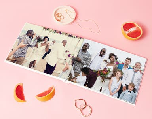 Personalised Wedding Photo Books