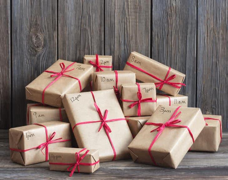 Cadeau de Noël pour votre Maman - Un cadeau toutes les heures