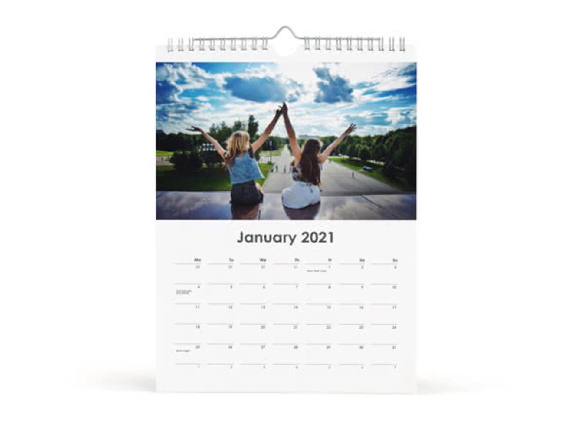 Fotokalenders