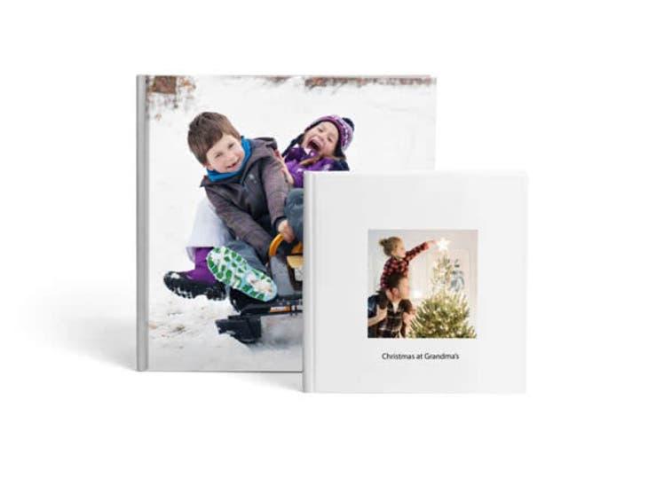 Cadeaux de Noël pour votre chérie - Livre Premium Carré - Les petites boîtes
