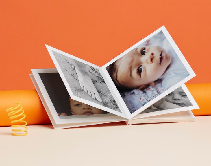 Babyfotoböcker