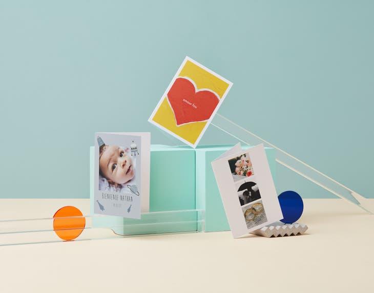 Rectangle Folded Cards