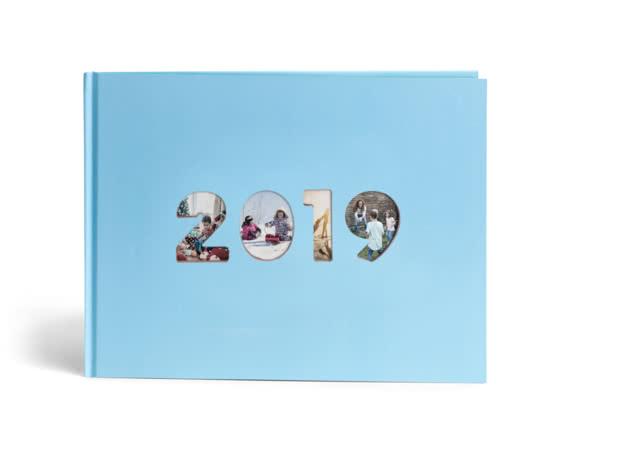 A4 Year Book 2018