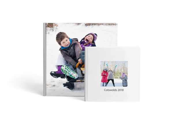 Premium Hardcover Lay Flat Photo Book