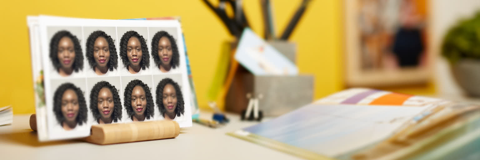 Print Passport Photos Online - Passport Printing - Photobox