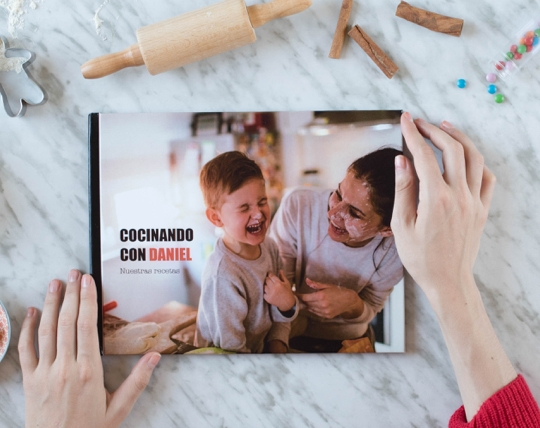 Regalos con fotos personalizados - Regala un libro de fotos