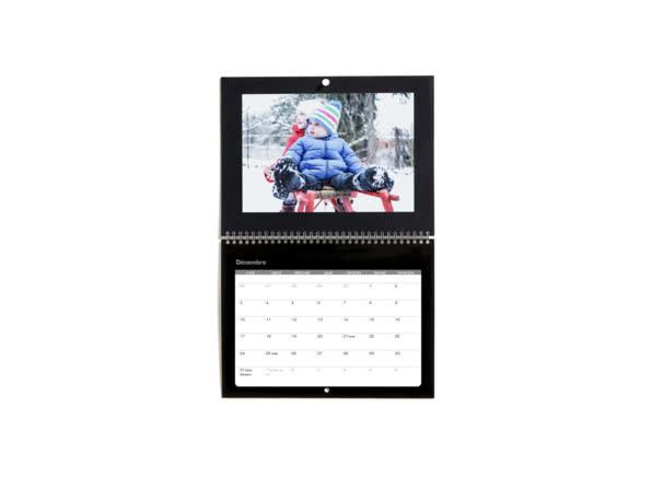 Cadeaux de Noël pour votre Chérie - Calendrier Double Page - La Fine Équipe