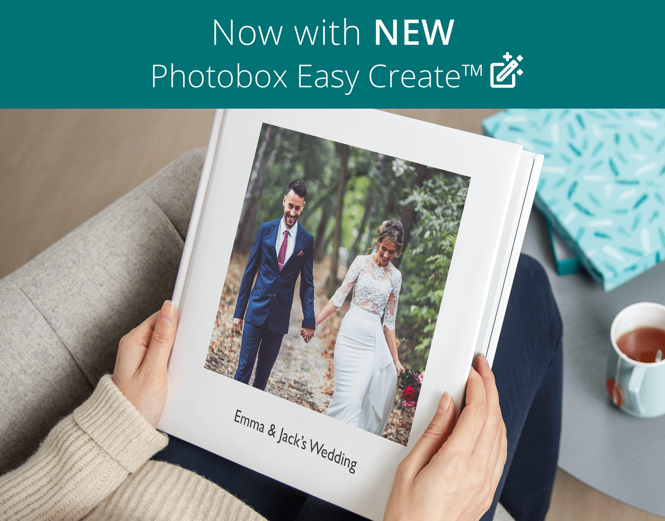 Photo Books range