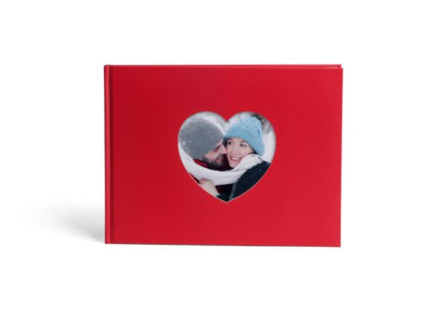 Christmas Edition Love Photo Book