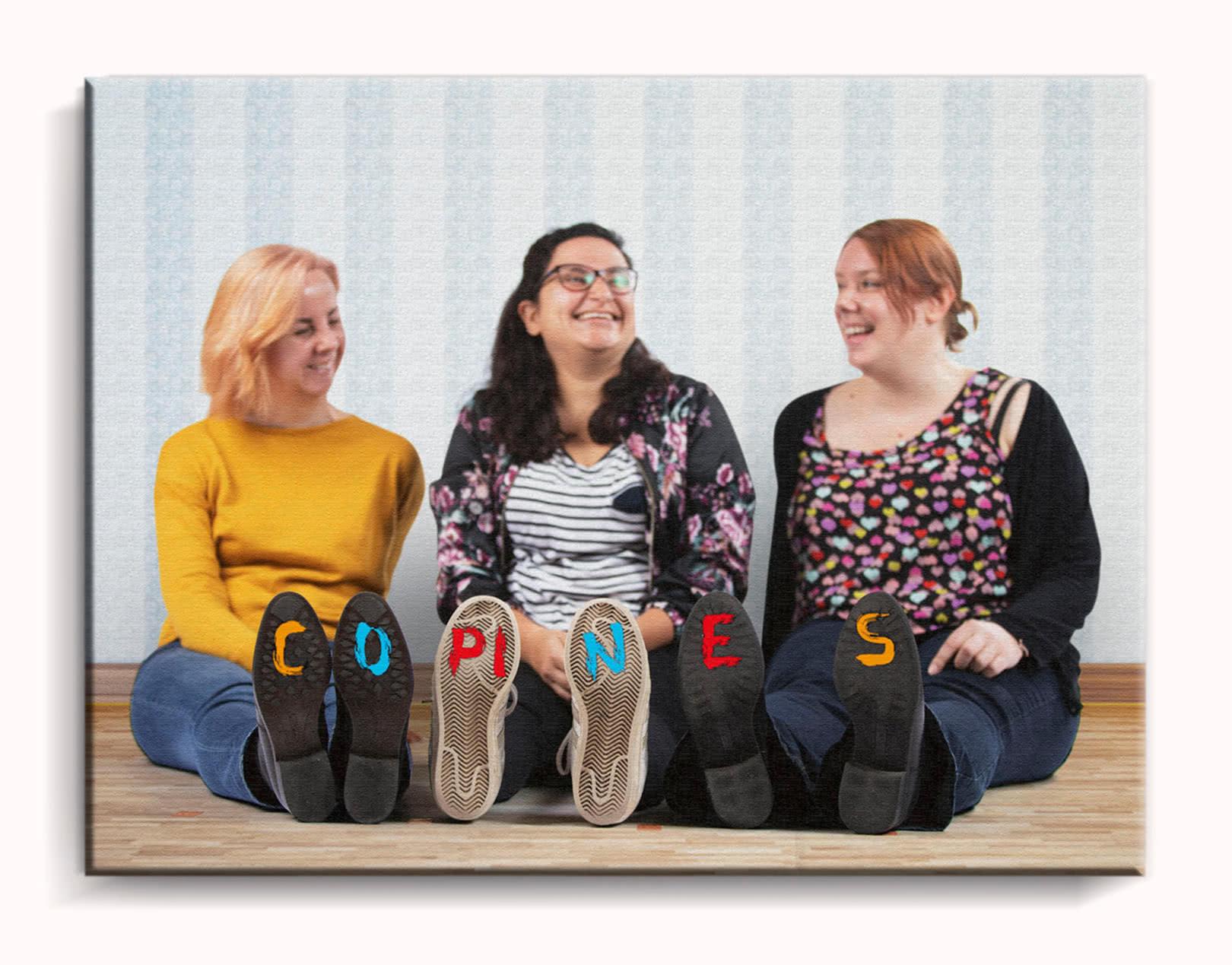 Cadeaux de Noël pour votre Chérie - Le cœur sur les souliers