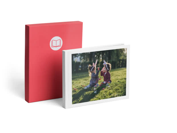 A4 Pro Lay Flat Book