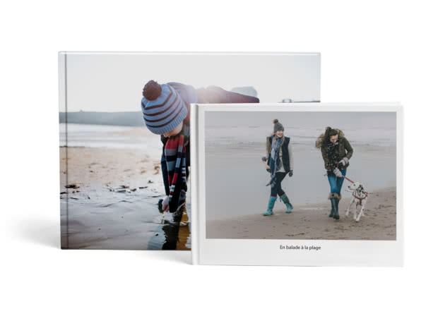 Livres photo Premium A4 & A3