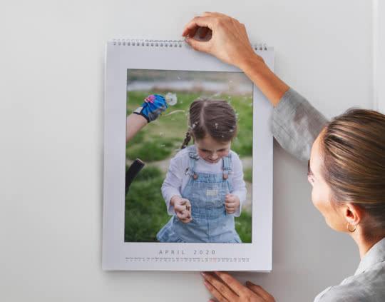 Fotokalender Luxe A3