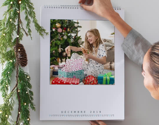 Calendrier Poster A3