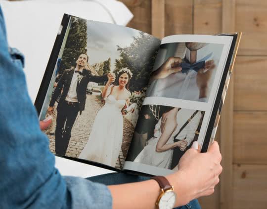 Libro de Fotos para bodas