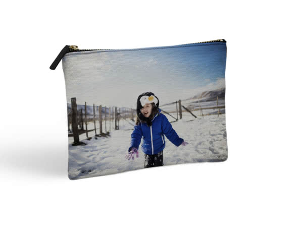Christmas Gift Ideas for Sister - iPad Pouch - Spell It Out