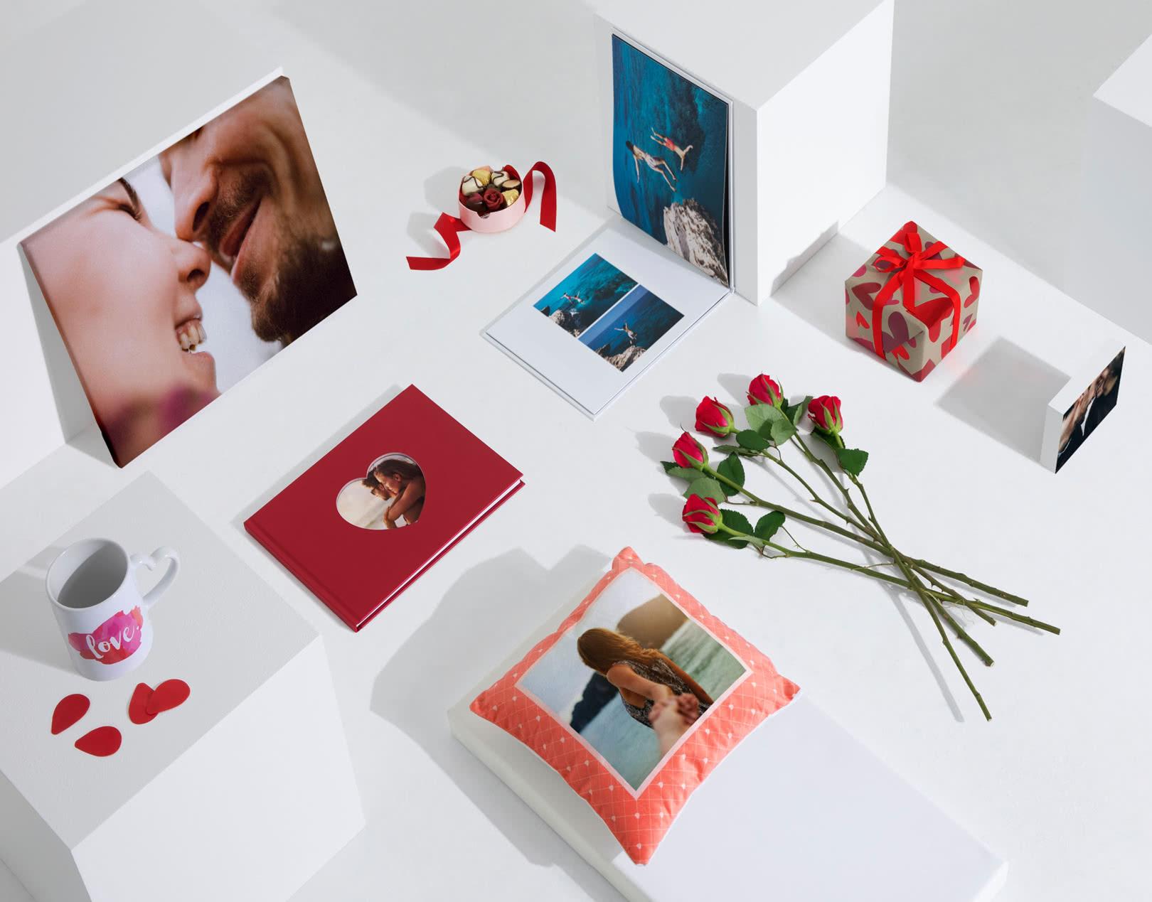Personnalisé Love cadeaux anniversaire Encadré Souvenir Cadeau Carte vont comme