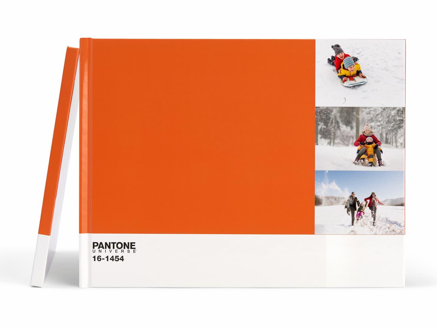 Livres photo Pantone