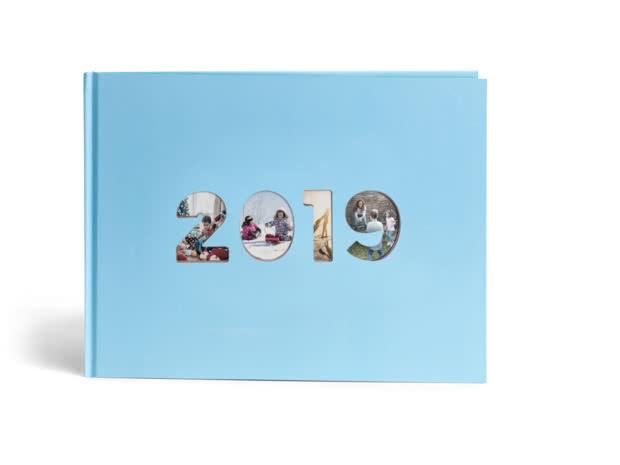 A4 Year Book 2019
