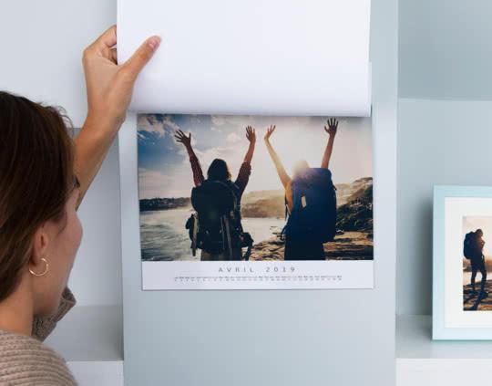 Carte Cora Calendrier 2019.Calendrier Photo Et Agenda Personnalise Photobox