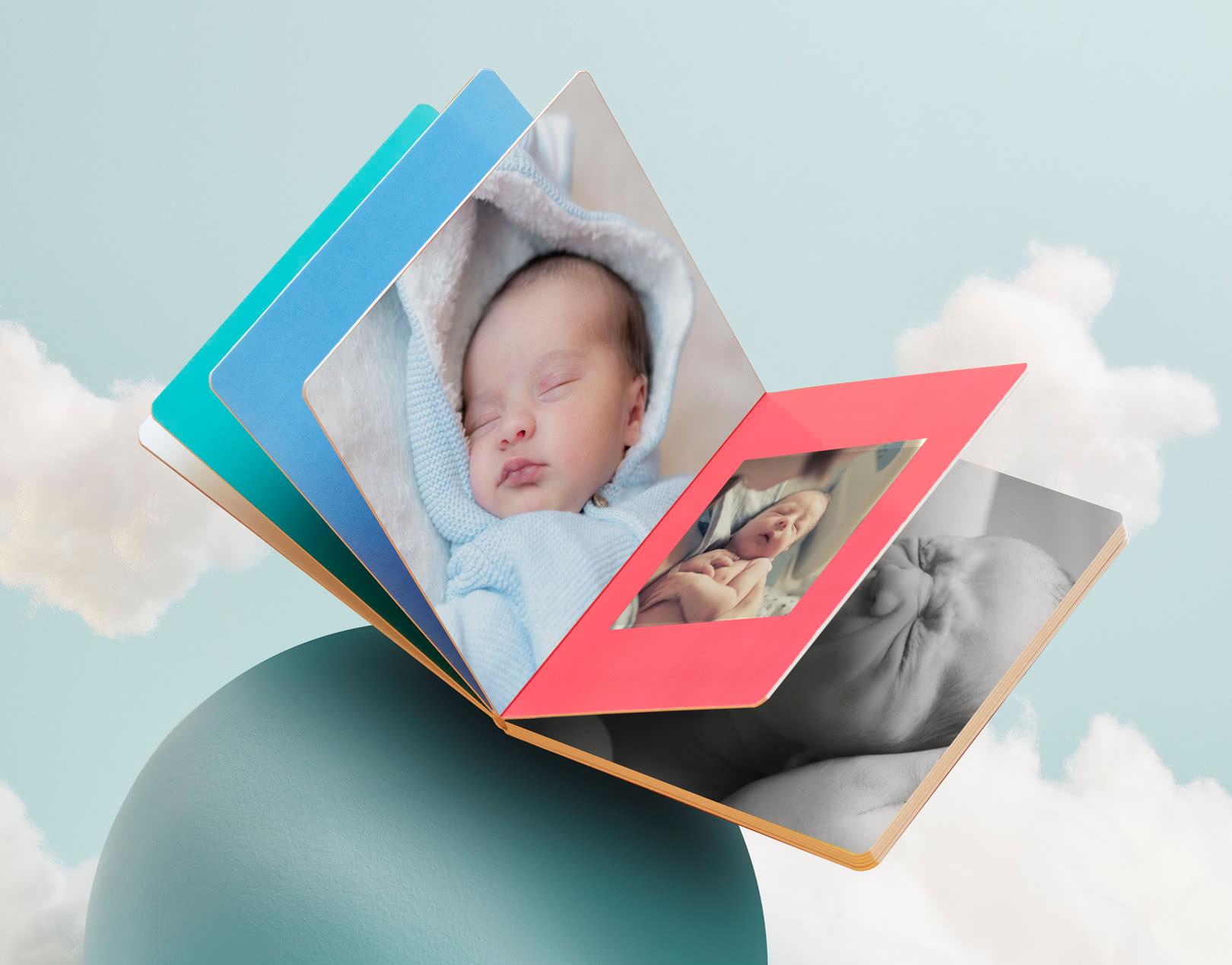 Regali per Bebè con Foto