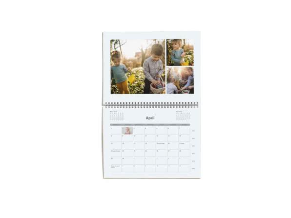 Personalised Photo Calendars & Diaries 2019 | Gifts | Photobox