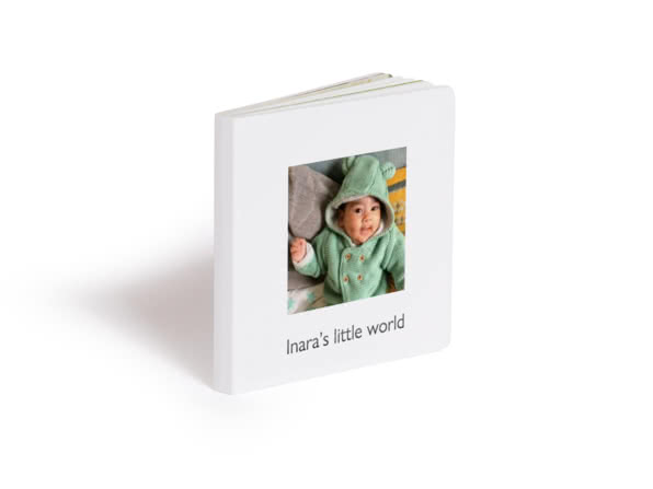 My First Photo Book