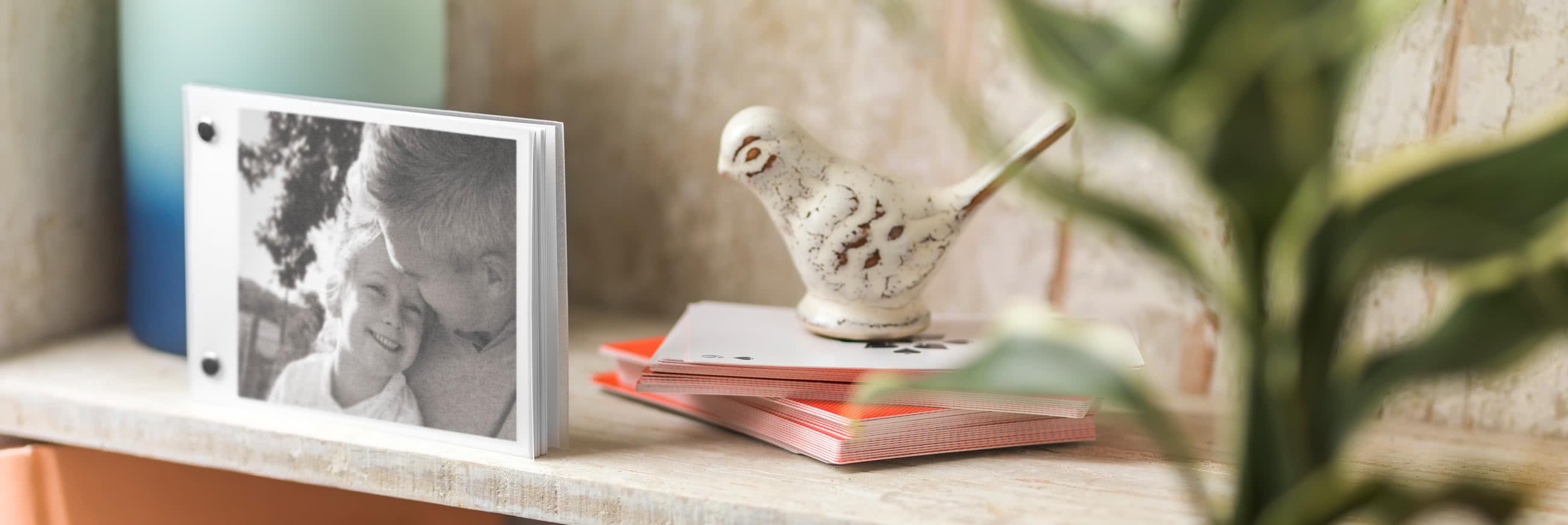 Softcover Mini Photo Book