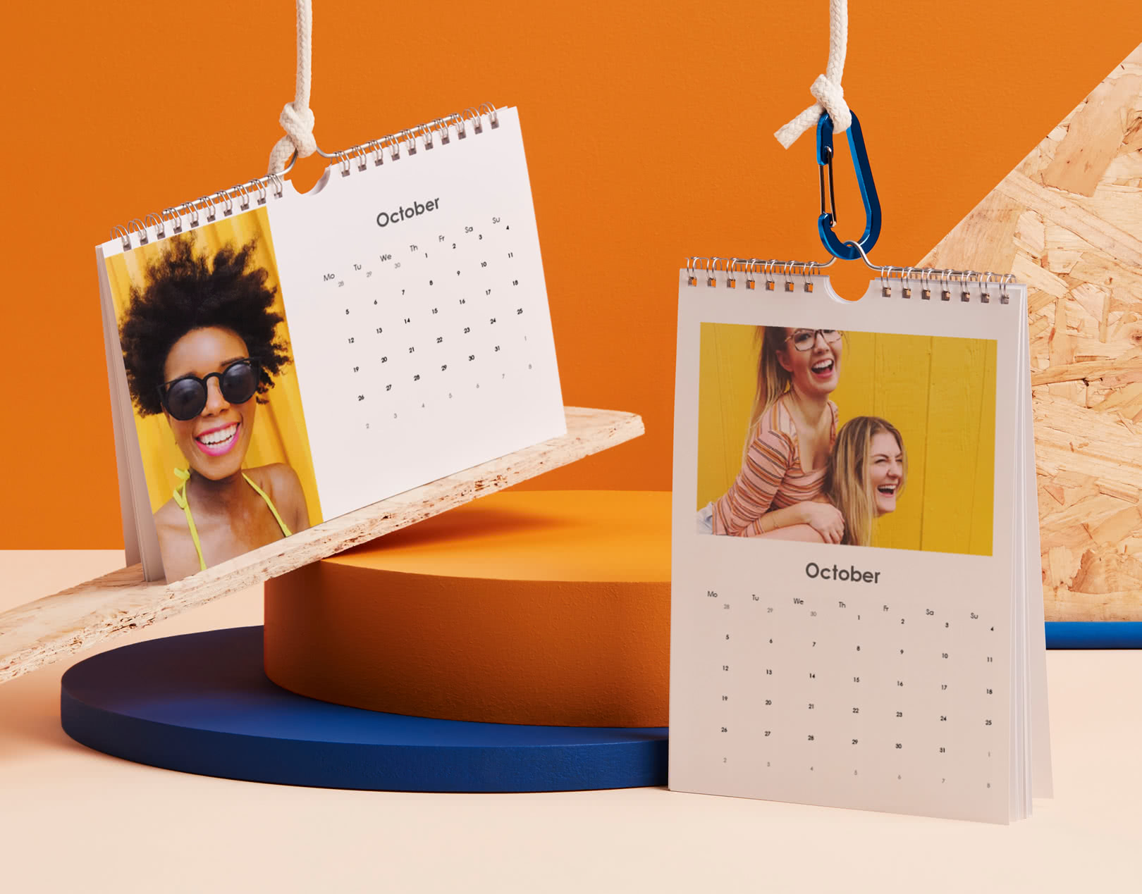 A5 Portrait Calendar