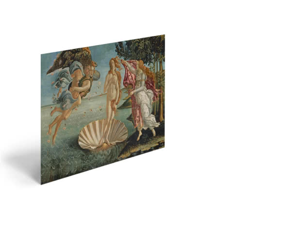 The Birth of Venus by Sandro Botticelli - Poster