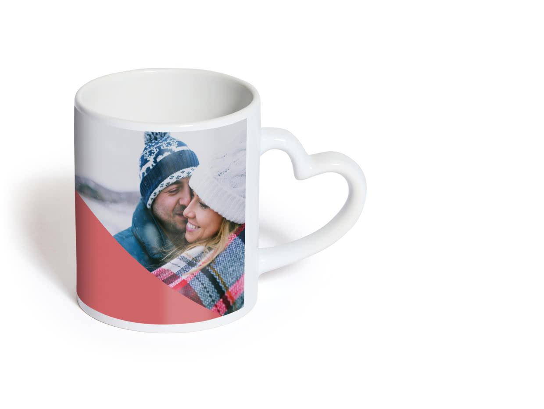 Mug Best Mamounette Ever Coeur Maman Amour Mère Cadeau Tasse Personnalisée