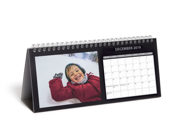 Christmas Gifts for Boyfriend - Desk Calendar- Reason I love you